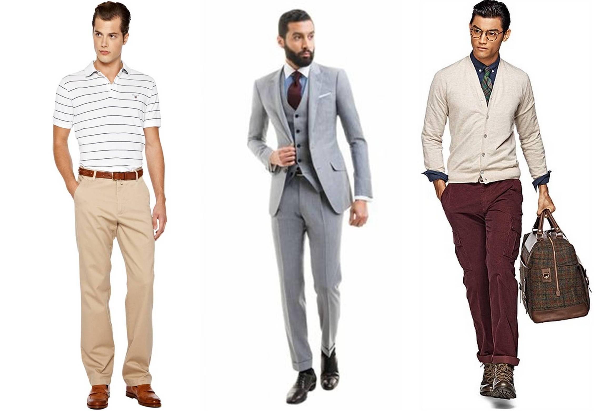 A Few Basic Rules For Big Men's Clothing