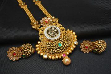 Difference Between Handmade & Machine Made Designer Artificial Jewelry