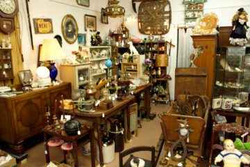 I've Just Found Out Where All The Antiques Buyers Have Gone...